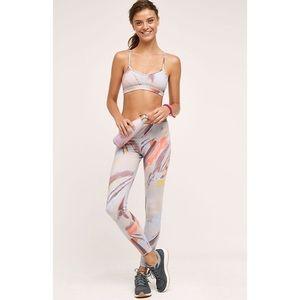 ALO yoga airbrushed leggings